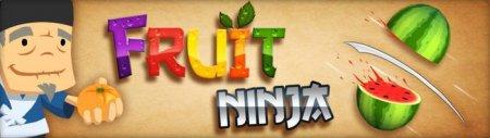 Игра Fruit Ninja на android скачать
