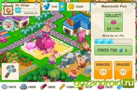 Игра Tiny Village для Андроид