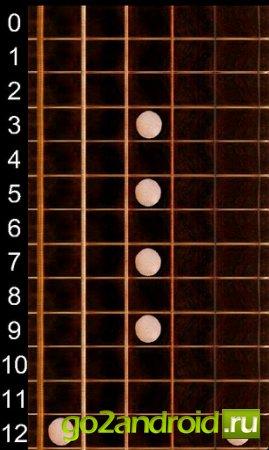 Виртуальная гитара для Андроид