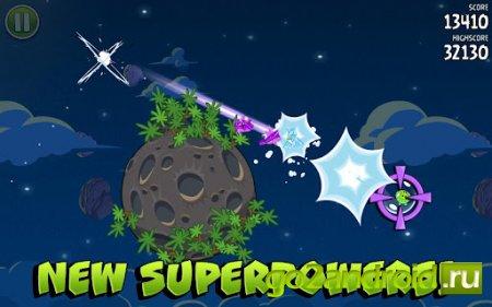 Angry Birds Space для Андроид