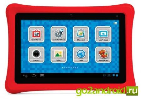 Android планшеты для детей