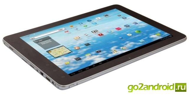 Новый планшет Ritmix RMD-1050 уже в россии