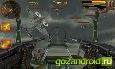 Игра Turret Commander на Андроид