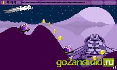 "Игра ""Dragon Run"" для Android"