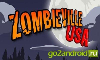 """Игра """"Zombieville USA"""" для Android"""