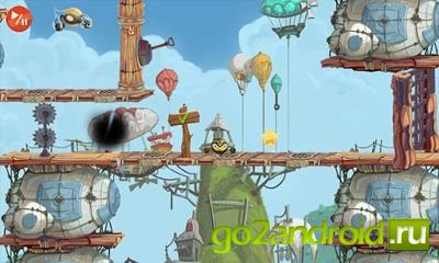 "Игра ""Golden Ninja Pro"" для Android"