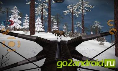 "Игра ""Carnivores Ice Age"" для Android"