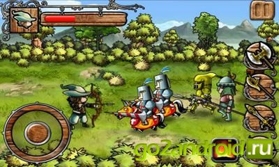"Игра ""Robin Hood"" для Android"