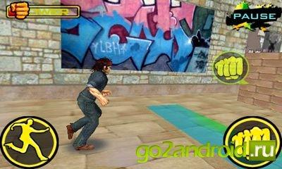 "Игра ""Crazy Fist HD"" для Android"