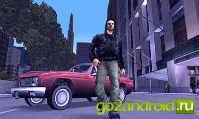 """Игра """"Grand Theft Auto III"""" для Android"""