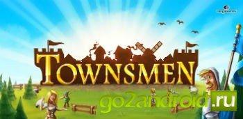 "Игра ""Townsmen Premium"" для Android"