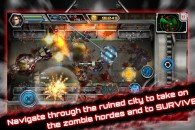 """Игра """"Zombie Metro Seoul"""" для Android"""