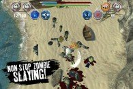 "Игра ""Finger Ninjas: Zombie Strike-Force"" для Android"