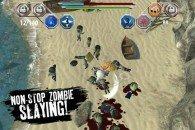 "Игра ""Finger Ninjas: Zombie Strike-Force"" для Android"