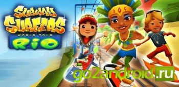"Игра ""Subway Surfers"" для Android"