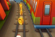 "Игра ""Subway Surfers\"" для Android"