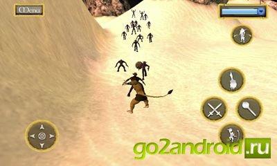 "Игра ""Ramayan Wars: The Ocean Leap"" для Android"