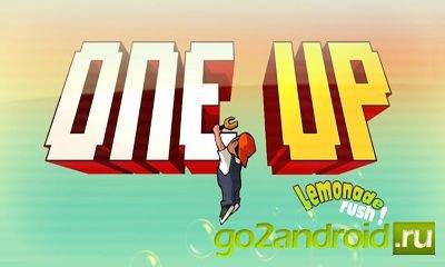 "Игра ""One Up — Lemonade Rush"" для Android"