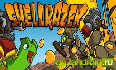 "Игра ""Shellrazer"" для Android"