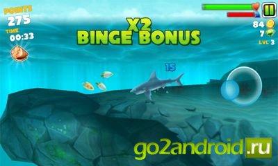 "Игра ""Hungry Shark Evolution"" для Android"