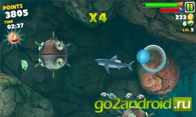 "Игра ""Hungry Shark Evolution"" для Android"