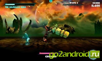 "Игра ""God of Blades"" для Android"