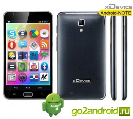 Android Note 2 китайский (xDevice)