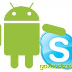 Skype для Android скачать