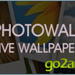 PhotoWall Live Wallpaper для Андроид