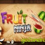 Игра «Fruit ninja» для Android