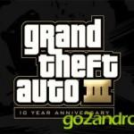 Игра Grand Theft Auto III для Android