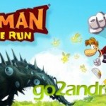 Игра «Rayman Jungle Run» для Android