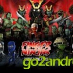 Игра «Finger Ninjas: Zombie Strike-Force» для Android