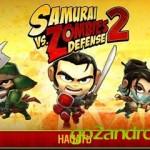 Игра «Samurai vs Zombies Defense 2» для Android