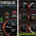 Torque  -программа диагностики автомобиля для андроида