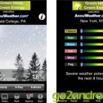 Лучший погодный виджет для андроид