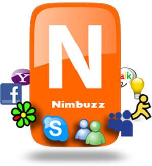 бесплатные звонки с Nimbuzz