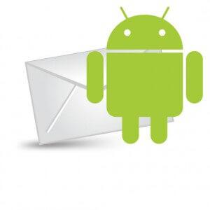 почта на андроид