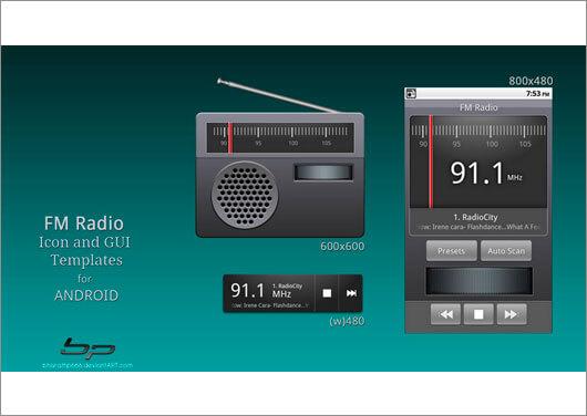 Скачать приложение fm радио без интернета для андроид