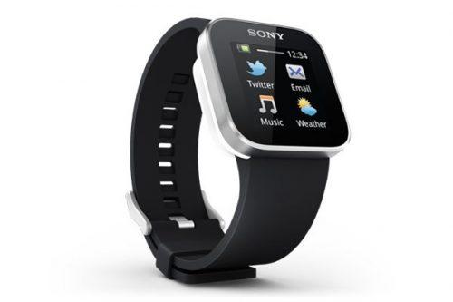 умные часы от Sony