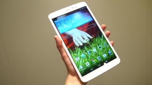 отличный планшет LG G Pad 8.3