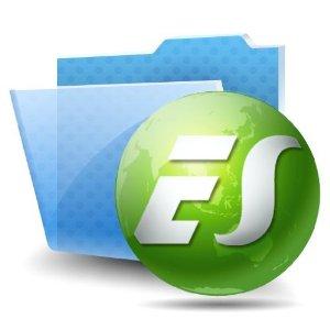 ES File Explorer на андроид