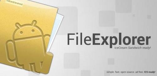 проводник FX File Explorer