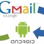 Как синхронизировать андроид с ноутбуком, Google и Gmail
