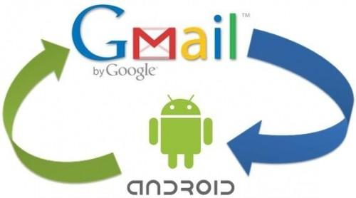 синхронизация с google и gmail