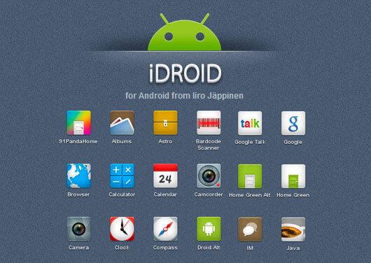 набор иконок для андроид - фото 10