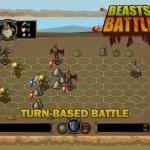 Beasts Battle — стратегия с пошаговыми битвами