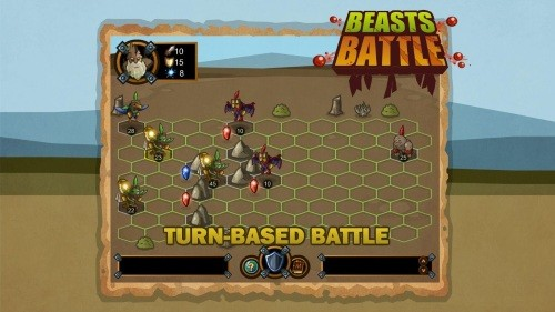 стратегия beasts battle