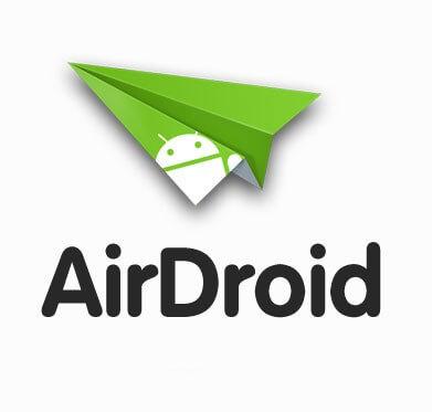 приложение AirDroid для закачки музыки
