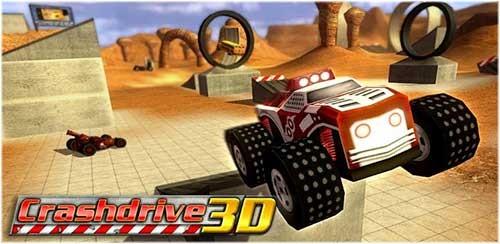 гонка Crash Drive 3D